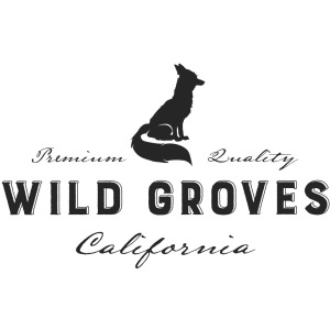 Wild Groves Logo - Black (small)