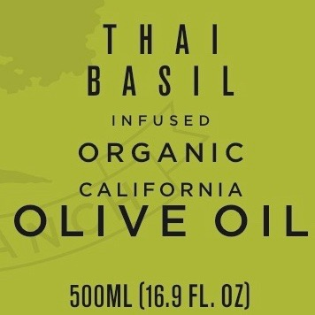 Infused Flavored Olive Oil