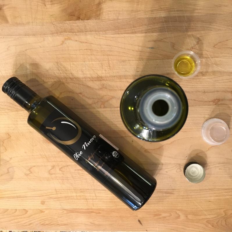 Bozzano Olive Ranch Organic Olio Nuovo
