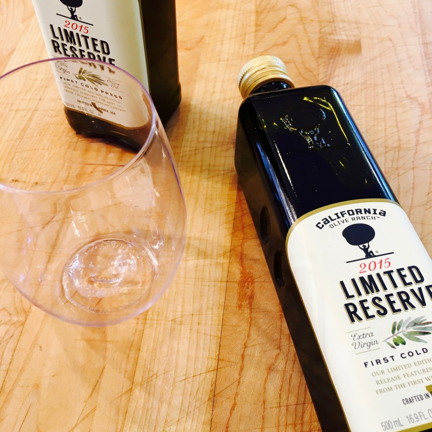 Limited Edition (Olio Nuovo) California Olive Ranch - 2015 Harvest